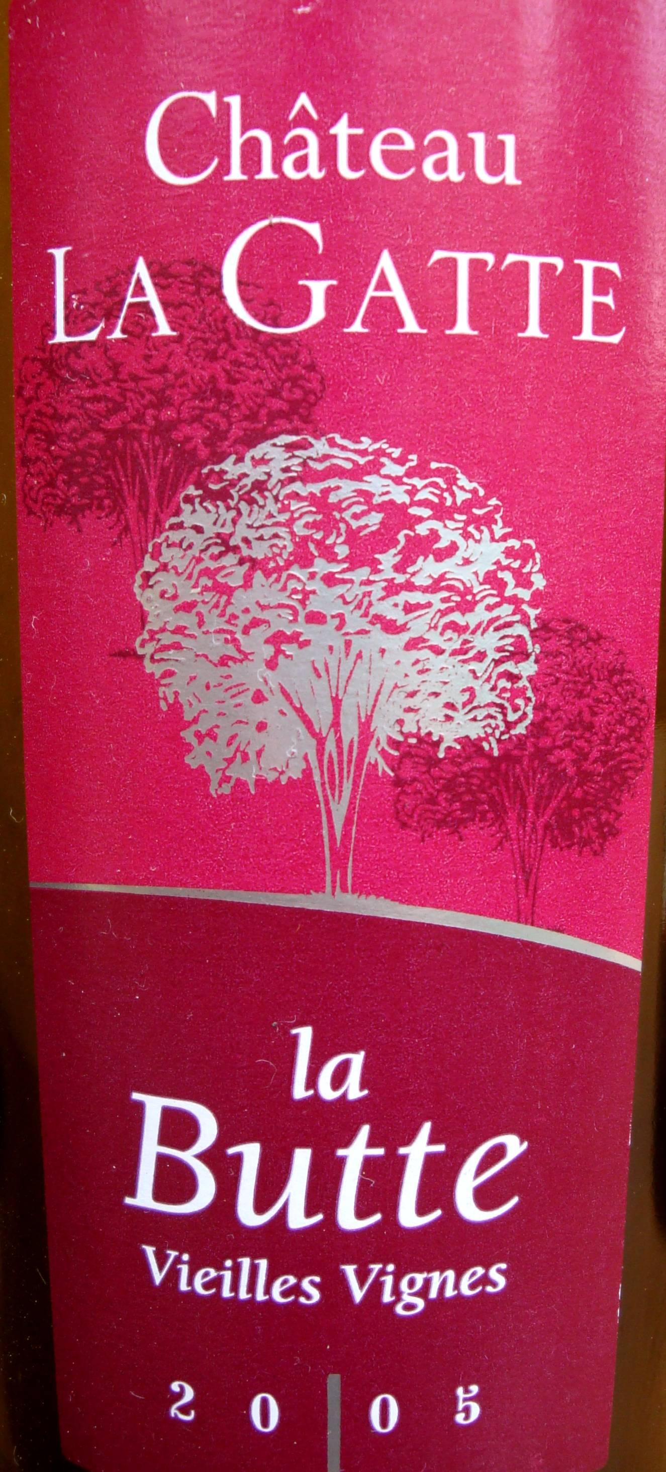 Label La Butte