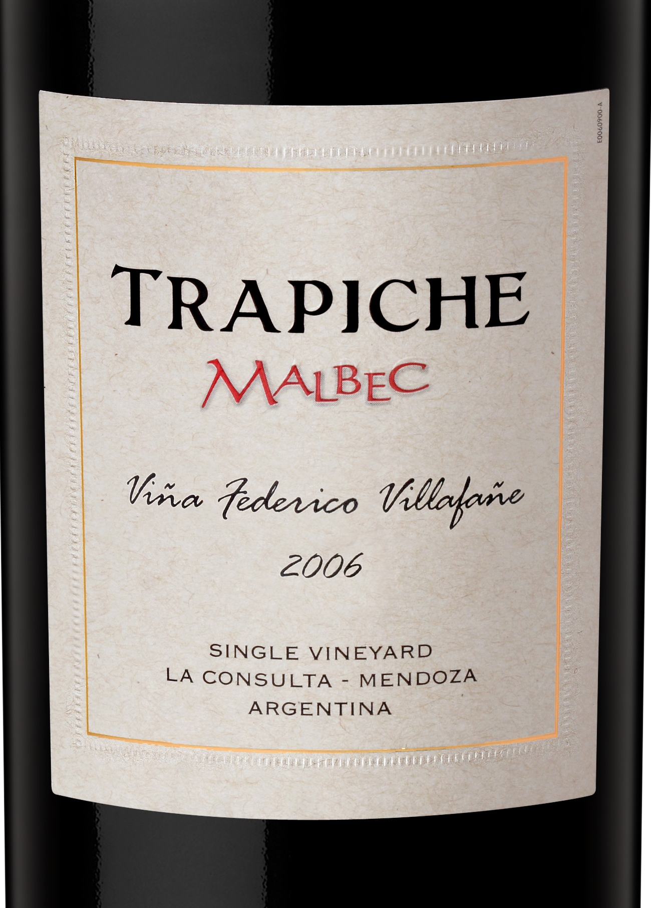 Trapiche - VIÑA FEDERICO VILLAFAÑE 2006
