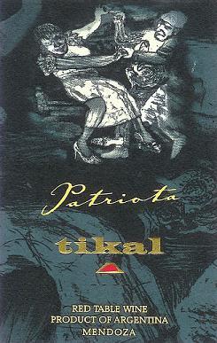 Tikal Patriota