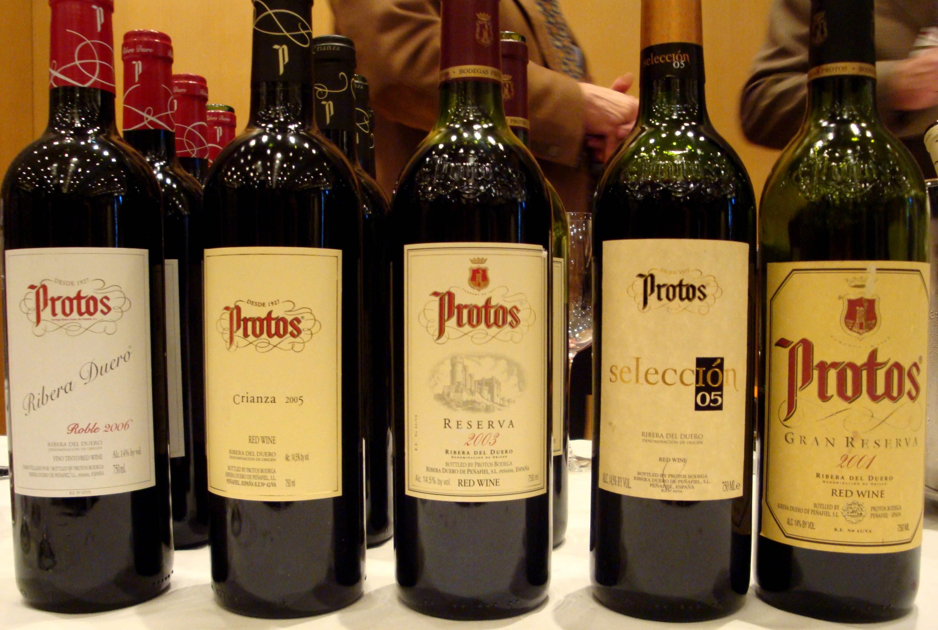 Degustação Wines of Spaimn 002