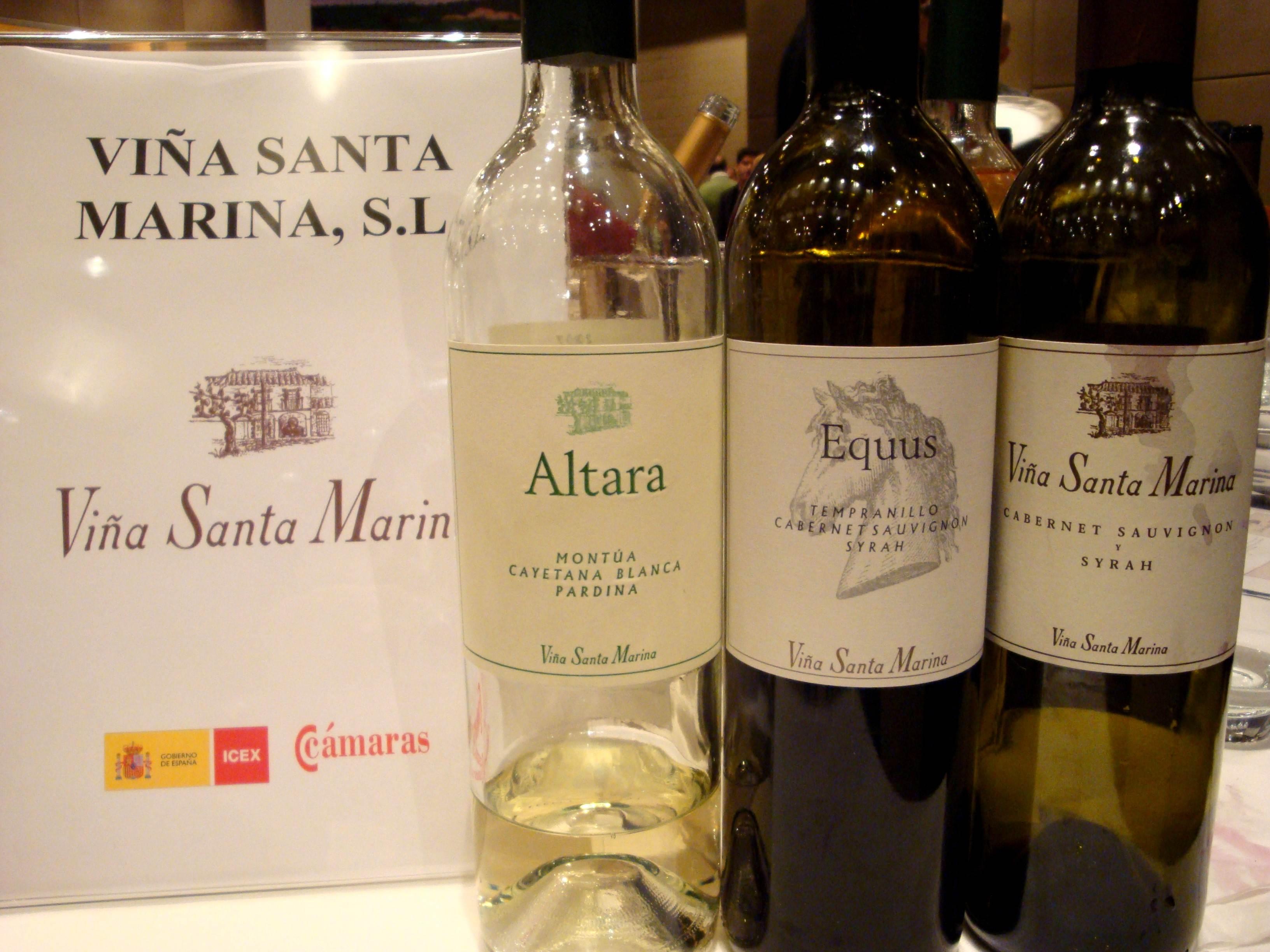 Degustação Wines of Spaimn 008