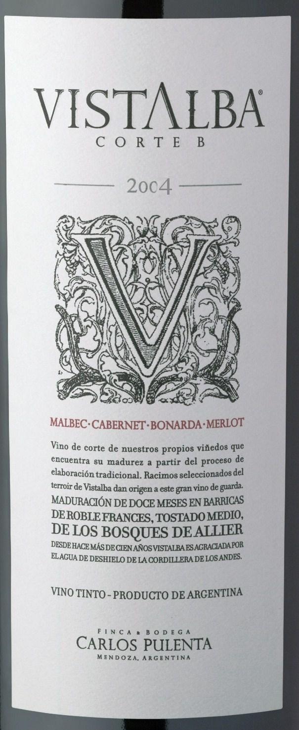Vistalba Corte B 2004