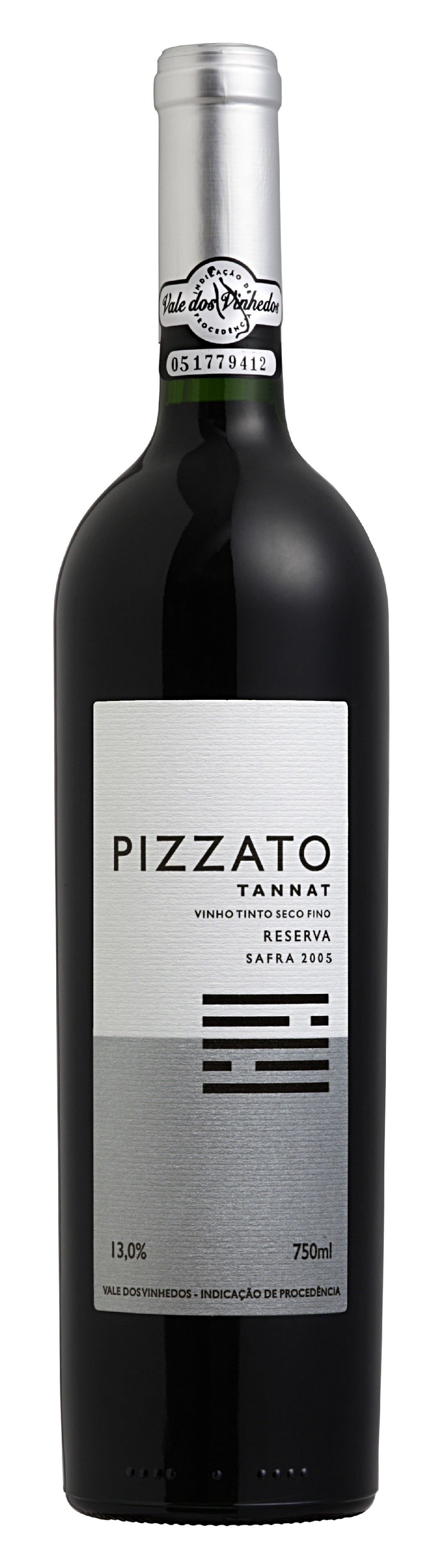 Pizatto Tannat Reserva 2005