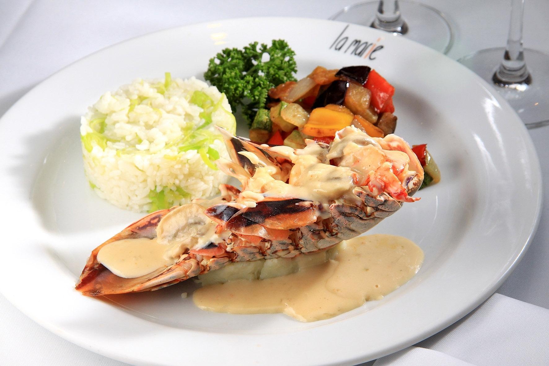 SPRW la Marie lagosta