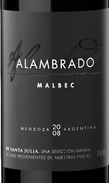 ALAMBRADO malbec 08 - 2