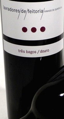 Vinho 3 bagos