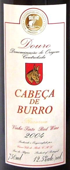 Vinho Cab de burro