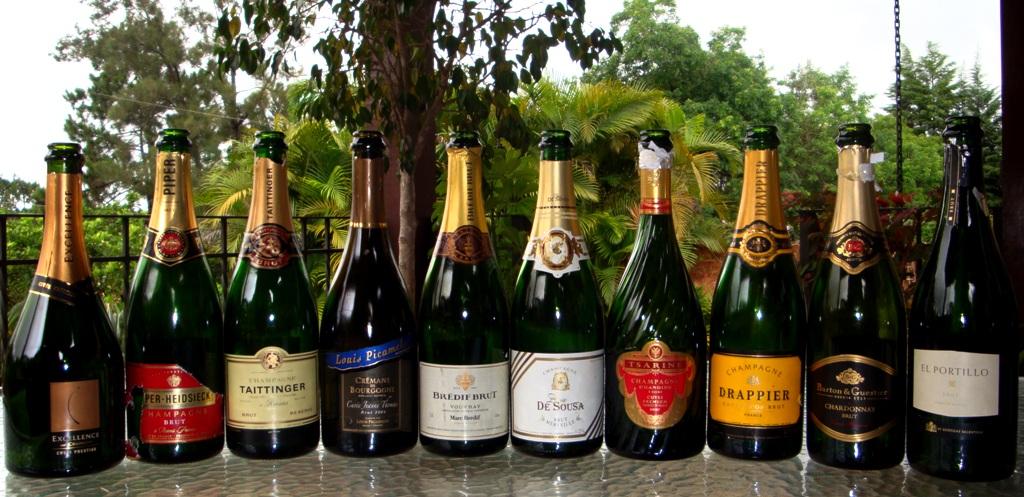champagne tsarine 2012 brut