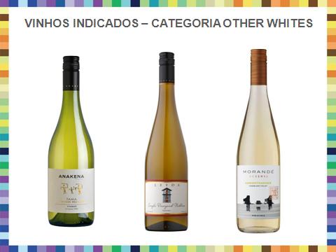 Chile Wine Awards 2014 - outros brancos