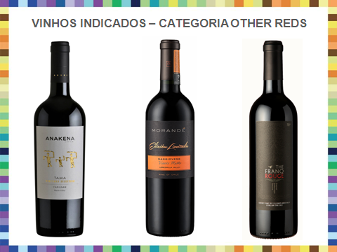 Chile Wine Awards 2014 - outros tintos