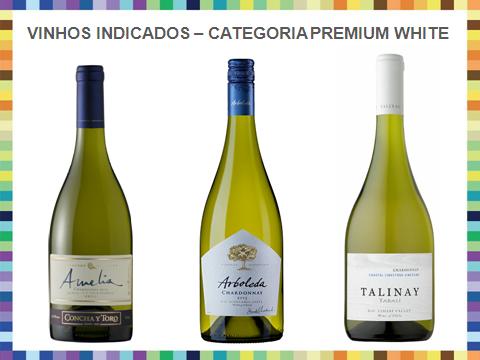 Chile Wine Awards 2014 - premium brancos