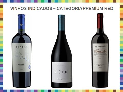Chile Wine Awards 2014 - premium red