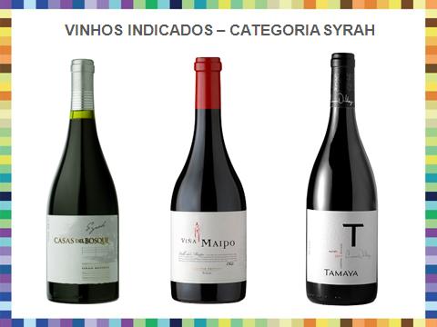 Chile Wine Awards 2014 - syrah