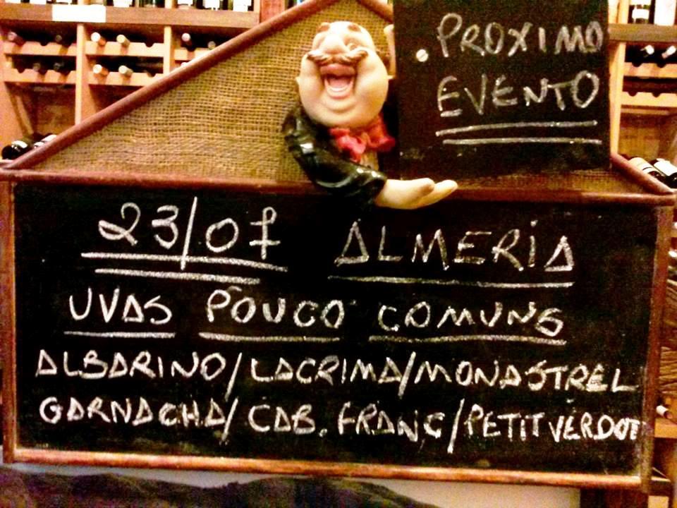 Almeria Uvas Pouco Comuns