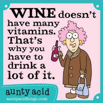 wine & Vitamins