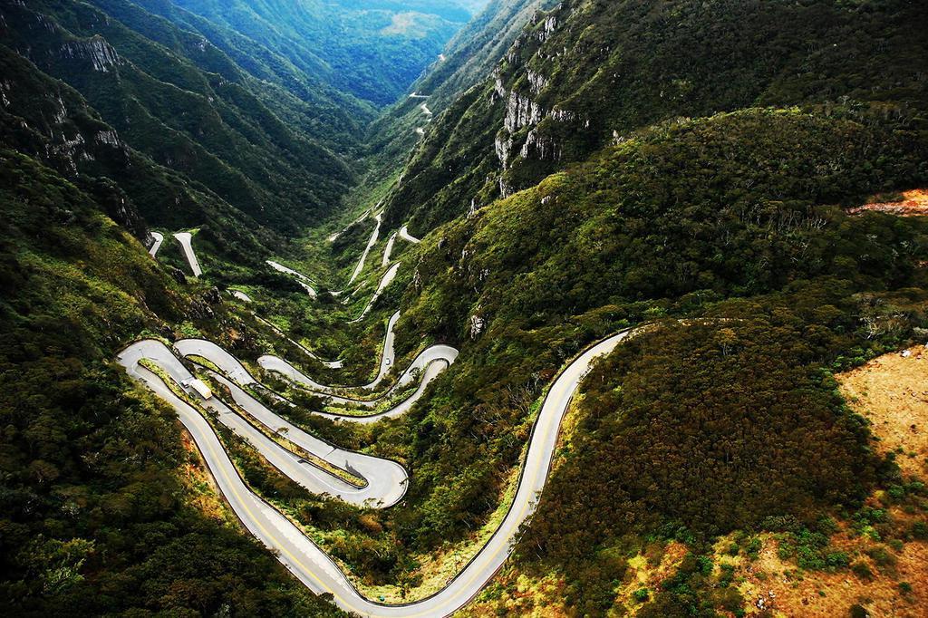Estrada do Rio do rastro