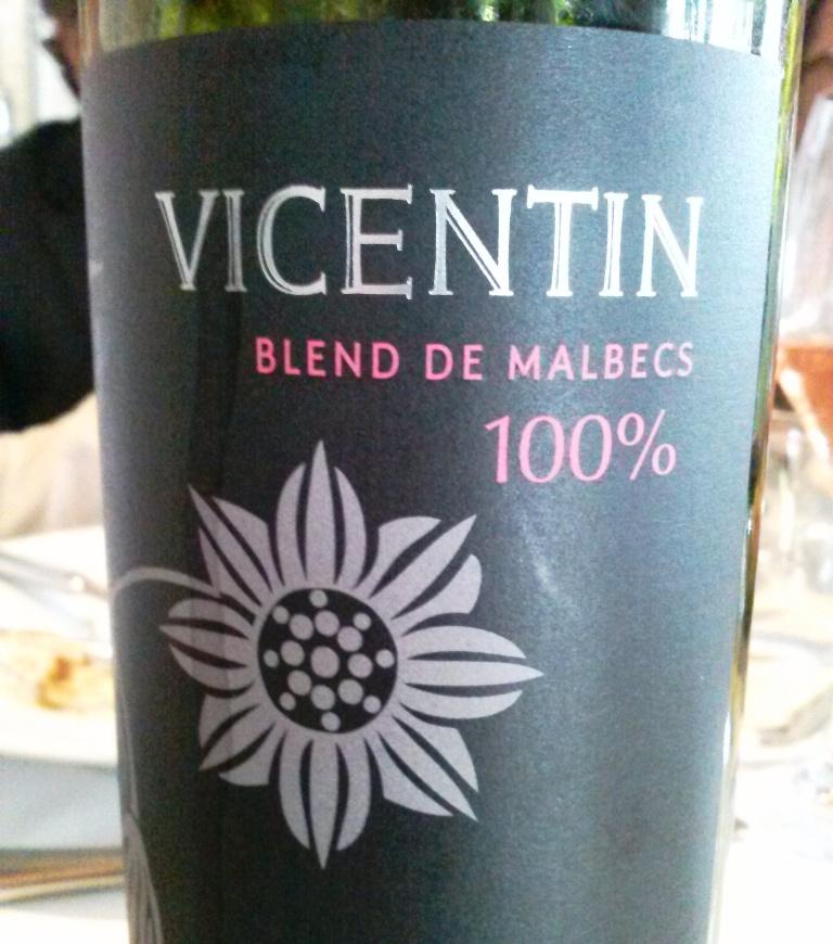 Vicentin Malbec Blend
