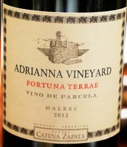 Adrianna Fortuna terrae