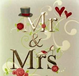 Casamento Mr e Mrs